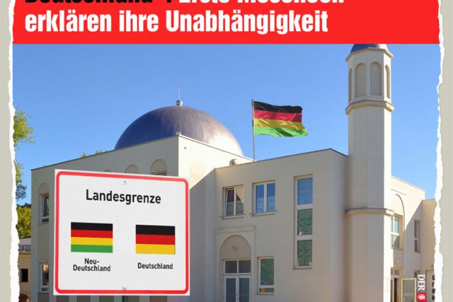 Unabhaengige Moscheen - Der Gazetteur