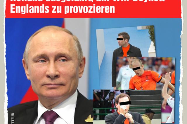 Mit ohne Holland - Der Gazetteur