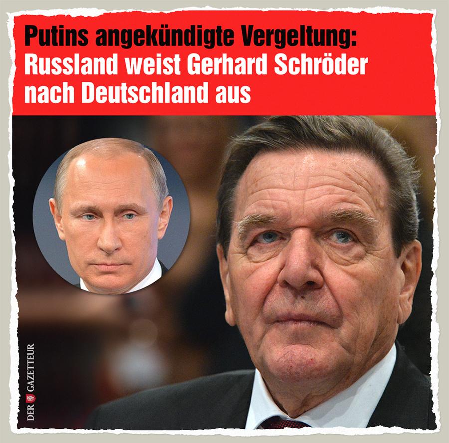 Antwort mit Schroeder - Der Gazetteur