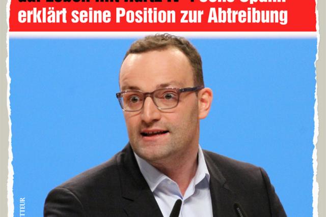 Spahntreibung - Der Gazetteur