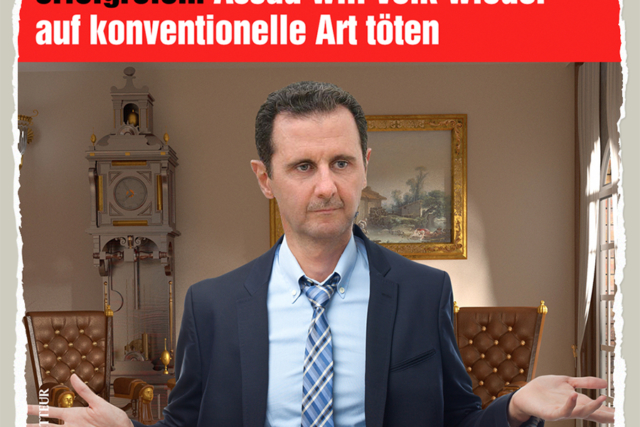Assad-Erfolg - Der Gazetteur