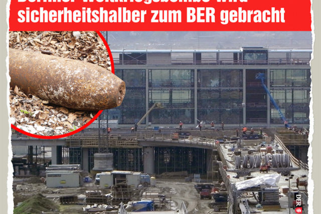 BER-Bombe - Der Gazetteur