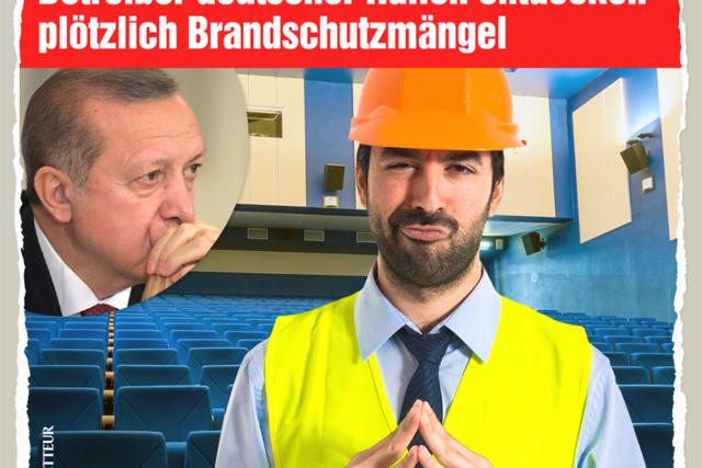 Brandkampf - Der Gazetteur