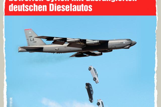 Dieselangriff - Der Gazetteur