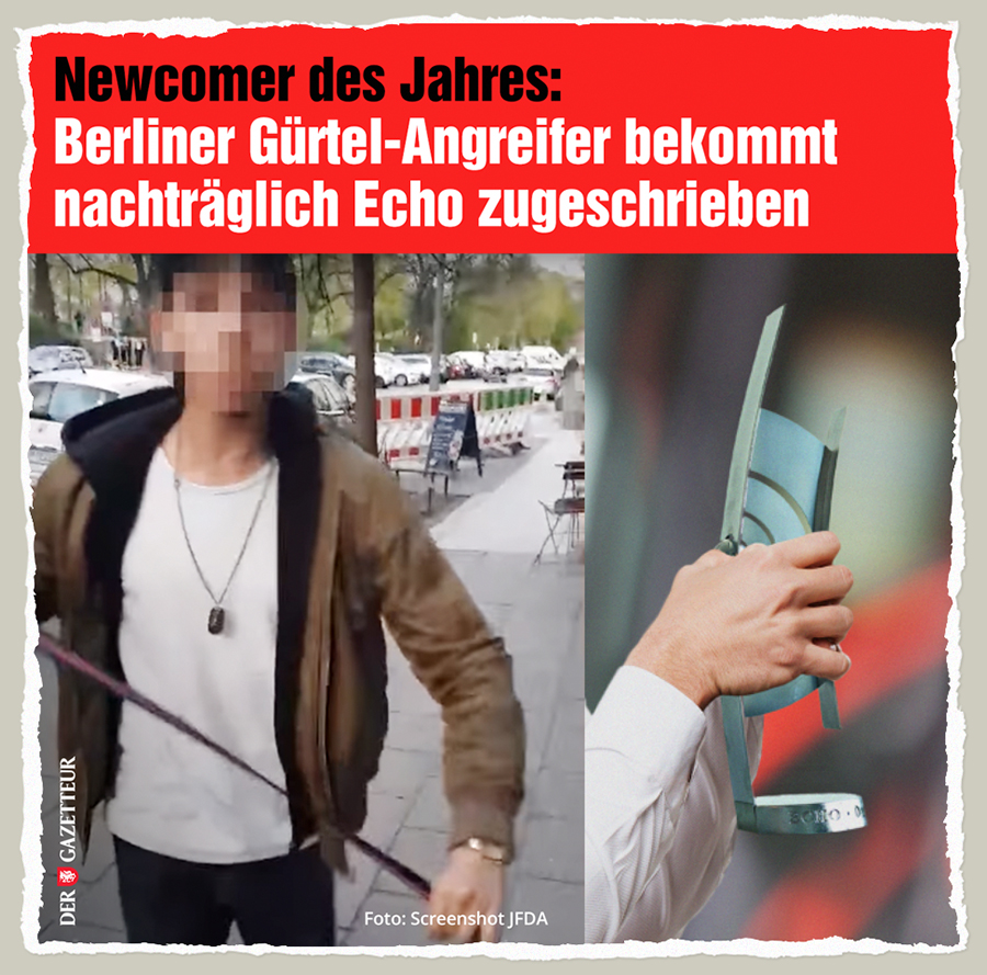 Echo Newcomer - Der Gazetteur