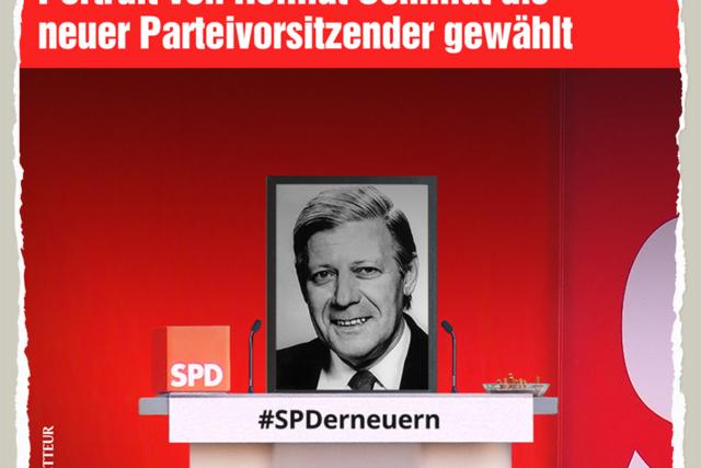 SPDerneuern - Der Gazetteur