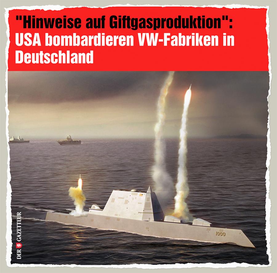 VW-Fabriken - Der Gazetteur