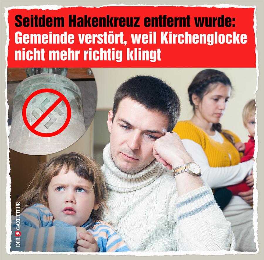 Hakenkreuzglocke - Der Gazetteur