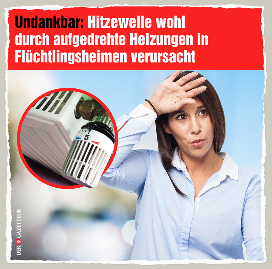 Heizungswelle - Der Gazetteur