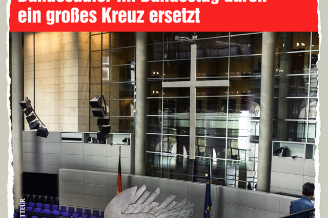 Berliner Kreuz - Der Gazetteur