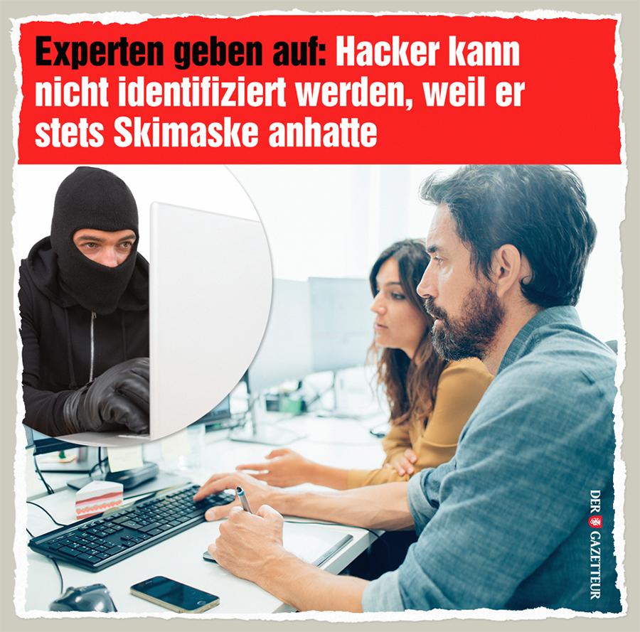 Profi-Hacker - Der Gazetteur