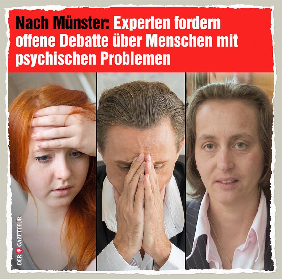 Psychische Debatte - Der Gazetteur