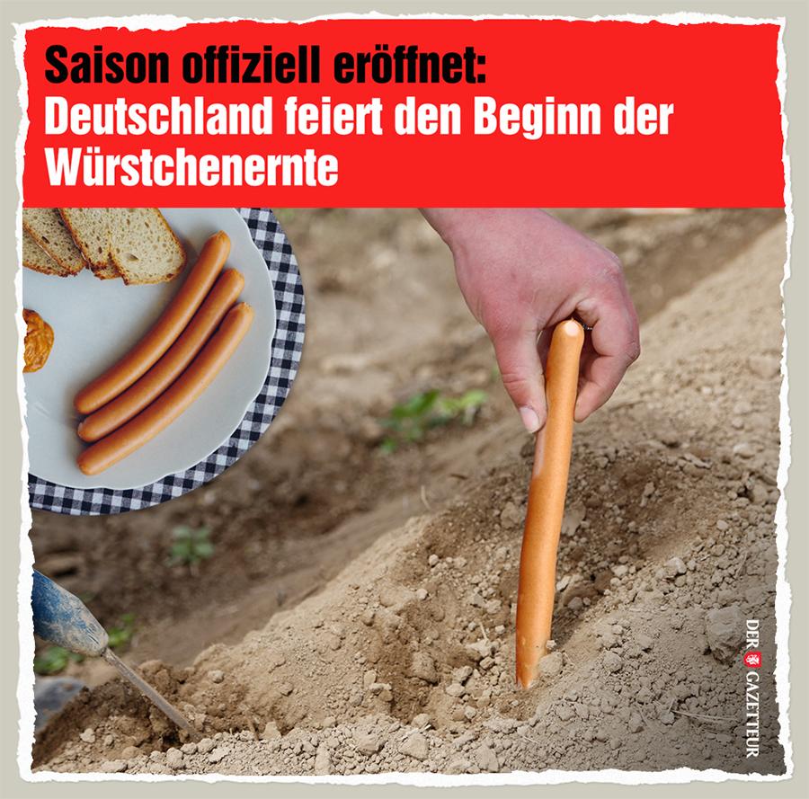 Wuerstchensaison - Der Gazetteur