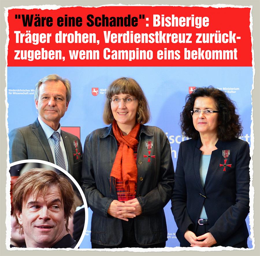 Verdienstschande - Der Gazetteur