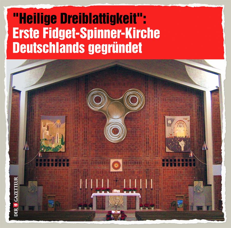 Fidget-Kirche - Der Gazetteur