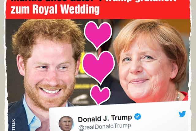 Harry und Merkel - Der Gazetteur