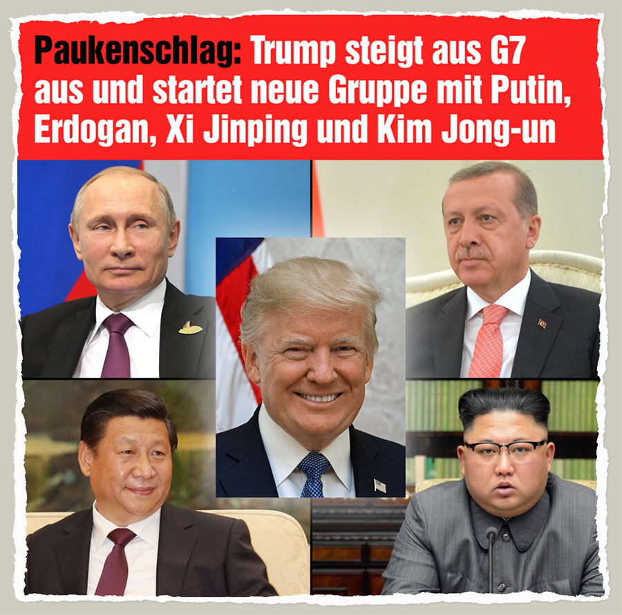 Alternative G7 - Der Gazetteur