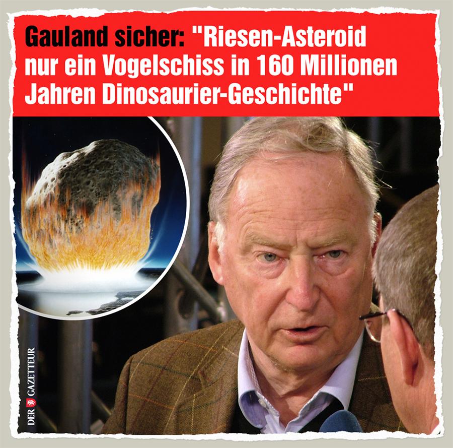 Gaulandschiss - Der Gazetteur