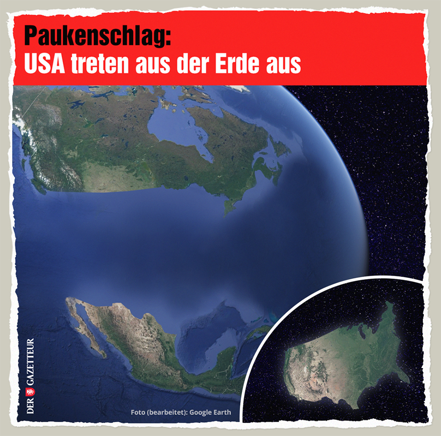 United States of the Universe - Der Gazetteur